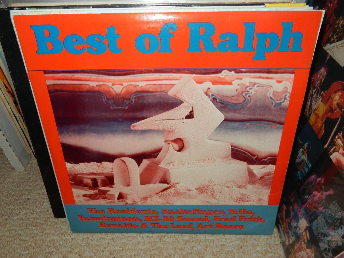 Best Of Ralph Vinyl