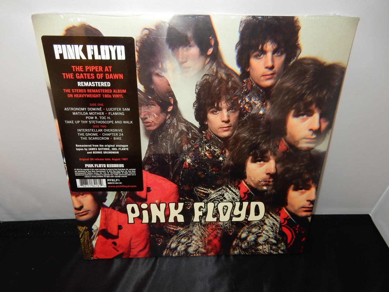 Pink Floyd The Piper At The Gates Of Dawn 180 Gram Vinyl