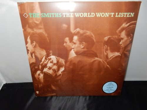 "The Smiths ""The World Won't Listen"" Remastered 180 Gram 2XLP Vinyl Gatefold"