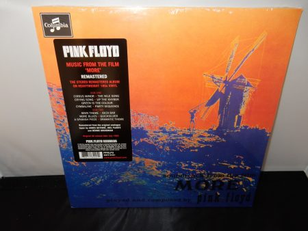 "Pink Floyd ""More"" 180 Gram Vinyl Remastered 2016"