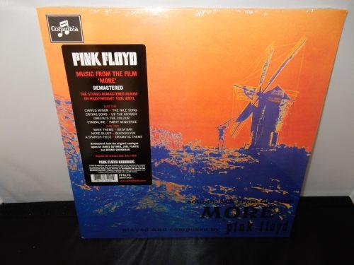 "Pink Floyd ""More"" 180 Gram Vinyl Remastered 2016"