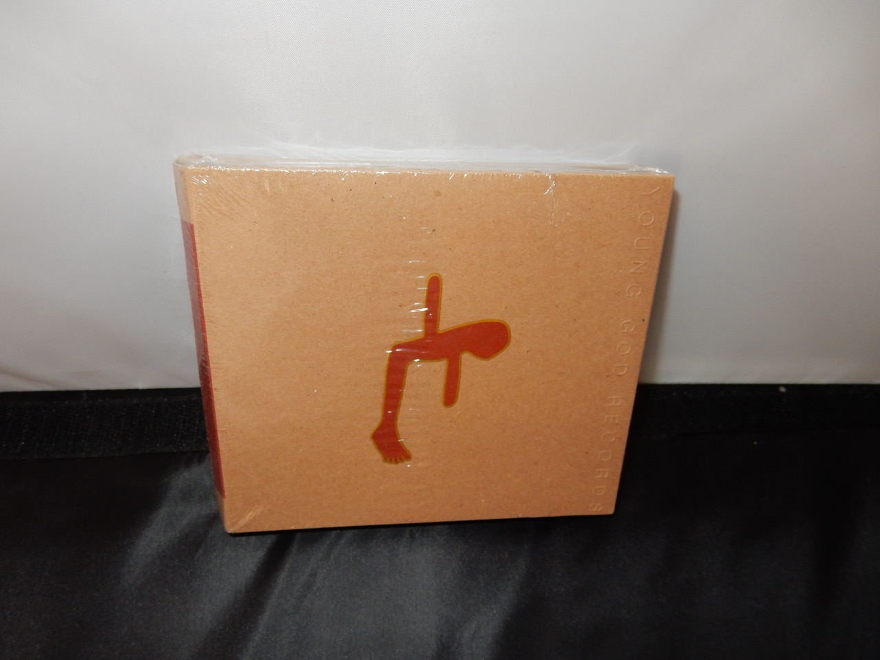 Swans - Glowing Man Deluxe - CD/DVD combo with Live Show