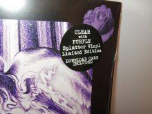 Avenged Sevenfold – Sounding The Seventh Trumpet – Ltd Ed Purple splatter vinyl