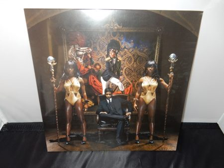 "Santigold ""Master Of My Make-Believe"" Vinyl LP 2012 New Sealed"