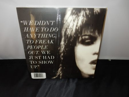 """Joan Jett """"Recorded & Booked"""" Limited Edition 7"""" Vinyl plus Book"""