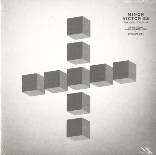 Minor Victories - Minor Victories - Ltd Ed, 180 Gram, Coke Bottle Colored Vinyl, LP, Fat Possum, 2016