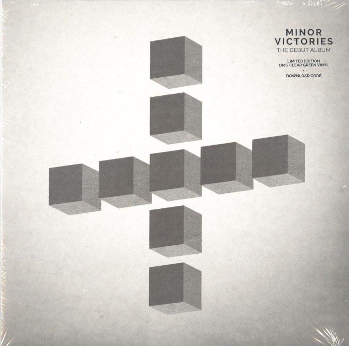 Minor Victories - Minor Victories - Ltd Ed, 180 Gram, Coke Bottle Colored Vinyl, LP, Fat Possum, 2016