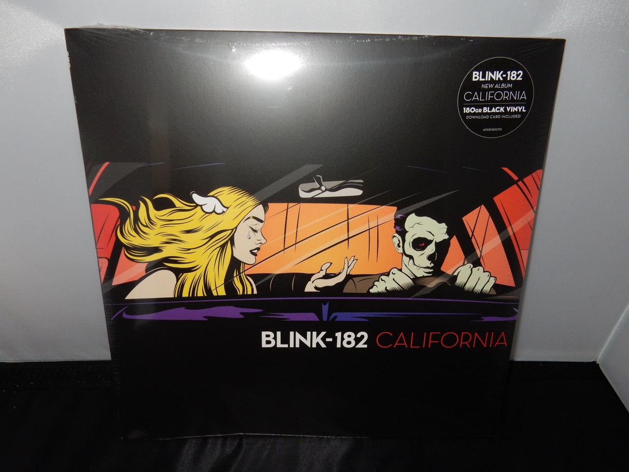 Blink 182 California Vinyl