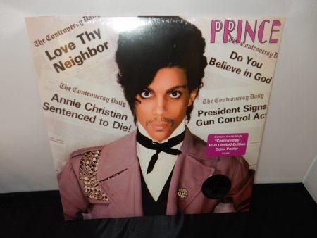 Prince Vinyl Controversy