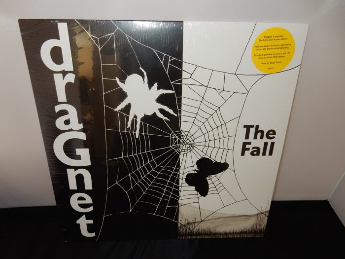 """Fall (The) """"Dragnet"""" 2016 Vinyl LP 1979 Reissue on Superior Viaduct"""