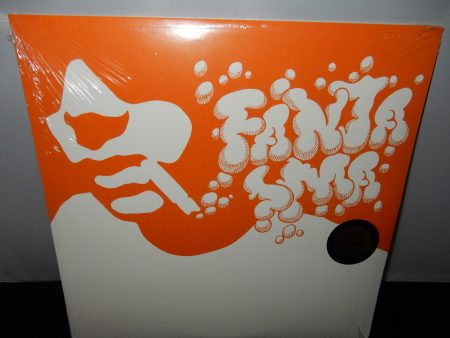 Cornelius - Fantasma Orange Vinyl