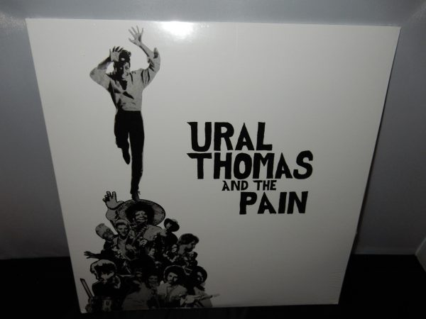 Ural Thomas and The Pain Self-titled Vinyl LP Mississippi Records 2016