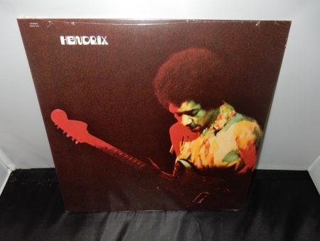 "Jimi Hendrix ""Band Of Gypsys"" 180 Gram Vinyl LP 2008 Reissue Gatefold Sleeve"