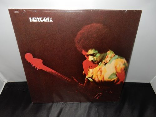 "Jimi Hendrix ""Band Of Gypsys"" 180 Gram Vinyl LP 2008 Reissue Gatefold Sleeve"