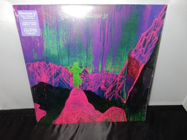 "Dinosaur Jr. ""Give A Glimpse Of What Yer Not"" Ltd Ed Purple Colored Vinyl LP"