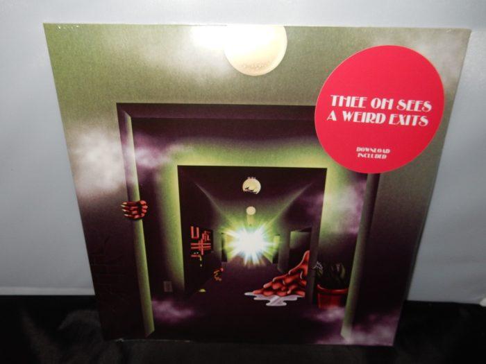 "Thee Oh Sees ""A Weird Exits"" 2XLP Ltd Ed Vinyl 45rpm Hi Fi"