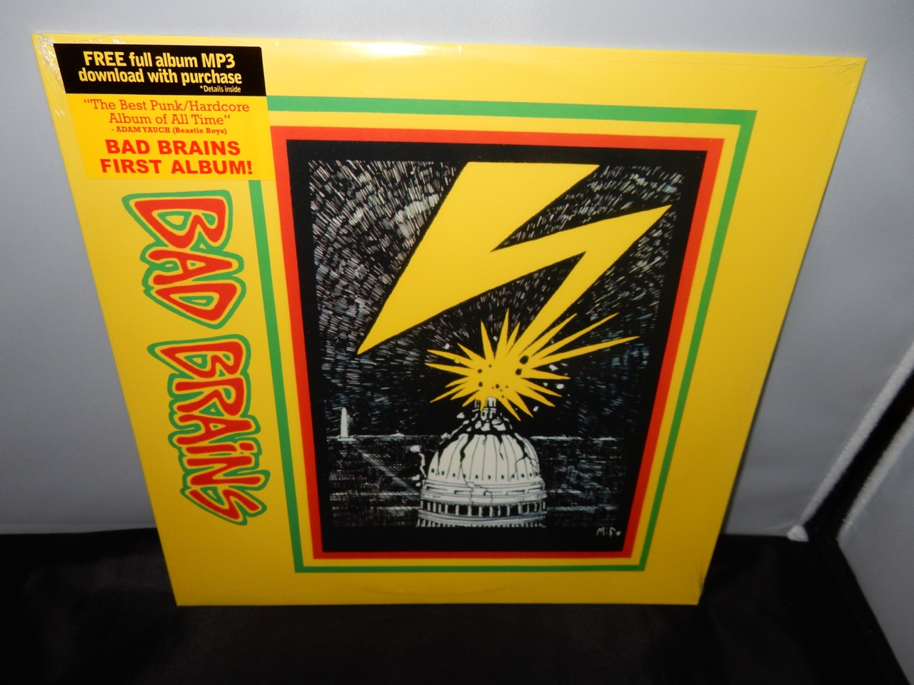 Bad Brains Bad Brains 2005 Reissue Of 1982 First Record