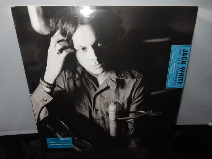 Jack White Acoustic Recordings 1998-2016 2XLP 180 Gram Gatefold