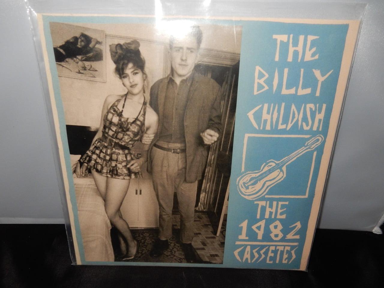 Billy Childish reissue