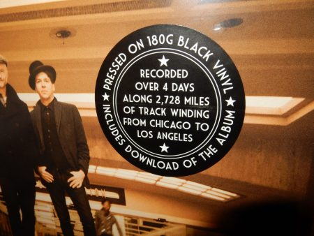 """Billy Bragg and Joe Henry """"Shine A Light: Field Recordings From The Great American Railroad"""" Vinyl LP"""