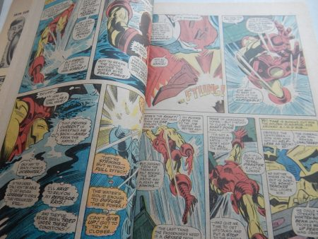 Iron Man and Sub-Mariner #1 Silver Age Marvel 1968 Gene Colan