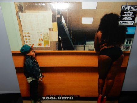 Kool Keith Vinyl