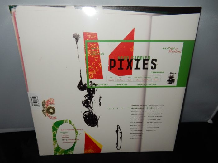 Pixies - ltd edition with slipmat