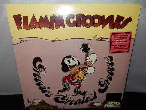 "Flamin' Groovies ""Groovies Greatest Hits"" Vinyl LP 2016"
