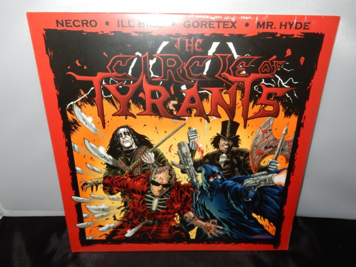 Circle Of Tyrants Vinyl