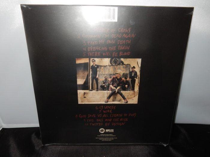 """Sum 41 """"13 Voices"""" Vinyl LP Canadian Punk Rock 2016"""