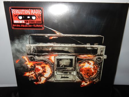 "Green Day ""Revolution Radio"" Vinyl LP NEW 2016"