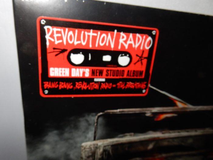 "Green Day ""Revolution Radio"" Vinyl LP NEW 2016"