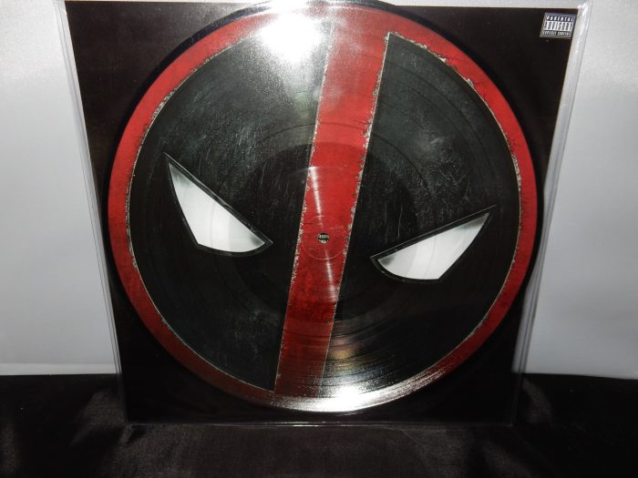 Deadpool Reloaded (More Music From The Motion Picture) Ltd Ed Picture Disc LP