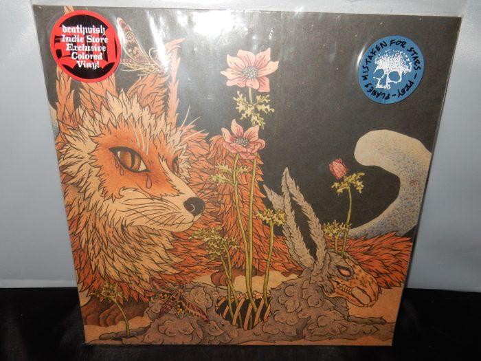 "Planes Mistaken for Stars ""Prey"" Ltd Ed Colored Vinyl LP"