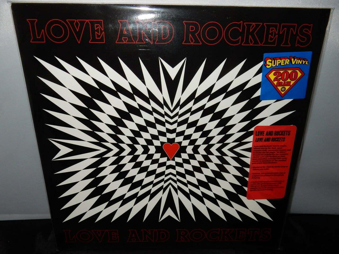 Love + Rockets