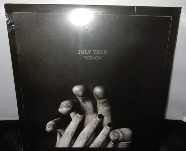 "July Talk ""Touch"" Vinyl LP Indie Blues Rock 2016"