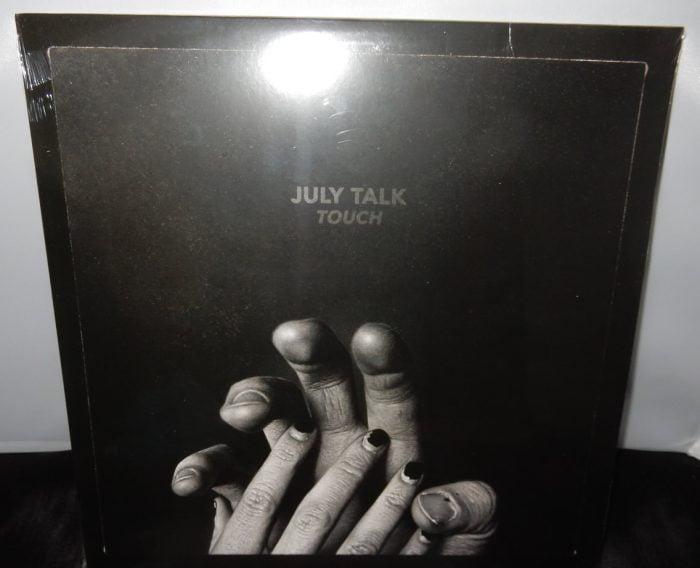 """July Talk """"Touch"""" Vinyl LP Indie Blues Rock 2016"""