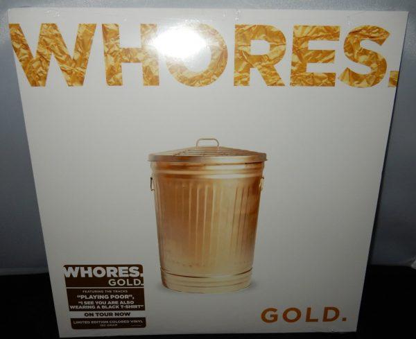 Whores VINYL