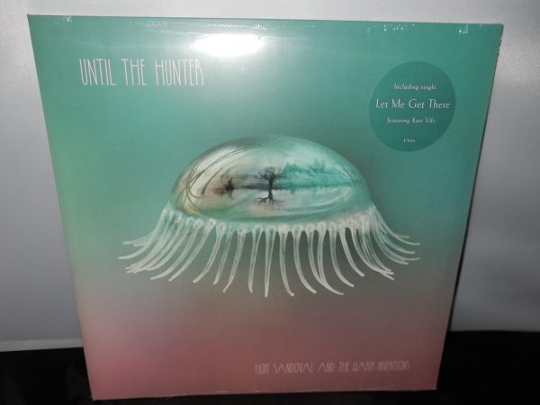 "Hope Sandoval & The Warm Inventions ""Until The Hunter"" Vinyl LP 2016"