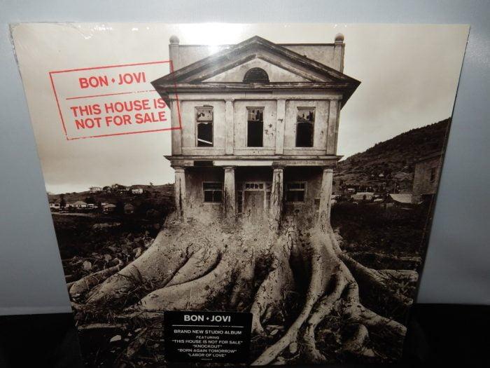 Bon Jovi vinyl
