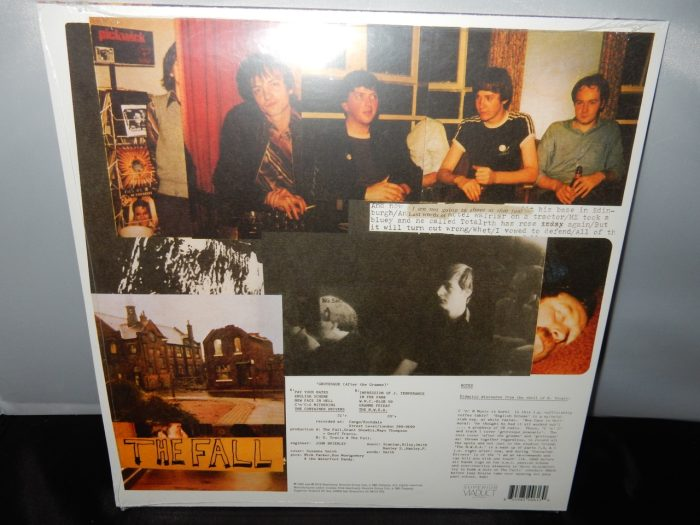 """The Fall """"Grotesque (after The Gramme)"""" Vinyl LP Reissue 2016"""