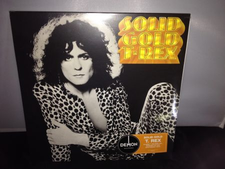 "T-Rex ""Solid Gold [UK Import]"" Demon Records 2016 New"