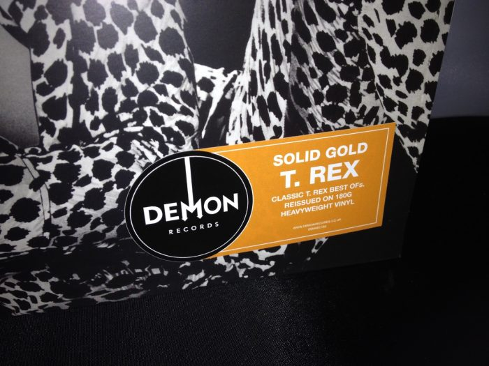 """T-Rex """"Solid Gold [UK Import]"""" Demon Records 2016 New"""