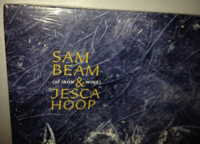"Sam Beam and Jesca Hoop ""Love Letter for Fire"" Vinyl with Download"