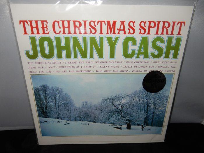 Johnny Cash Christmas