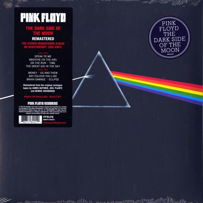 Pink Floyd - DSOTM - VINYL