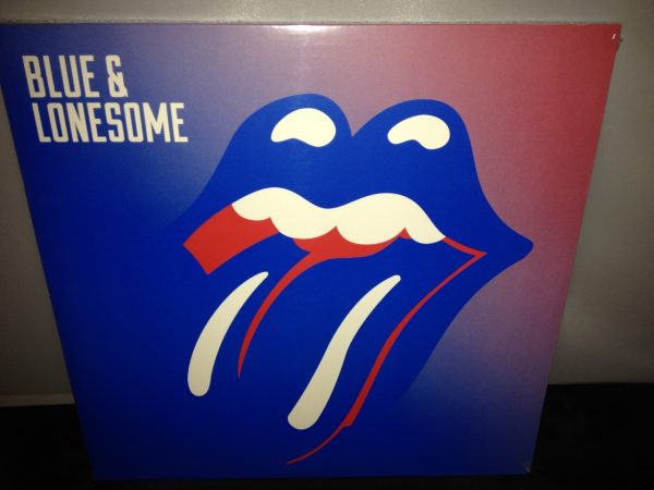 "Rolling Stones ""Blue & Lonesome"" 2XLP 180 Gram Gatefold LP NEW"