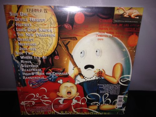 """Beck """"Odelay"""" 20th Anniversary Limited Ed Reissue NEW 2016"""