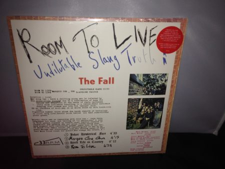 The Fall Room To Live Vinyl