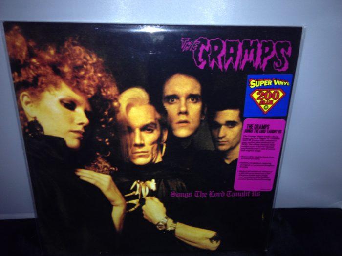 Cramps 200 Gram Vinyl